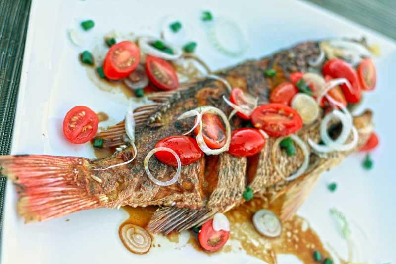 7 Seas Restaurant Grille
