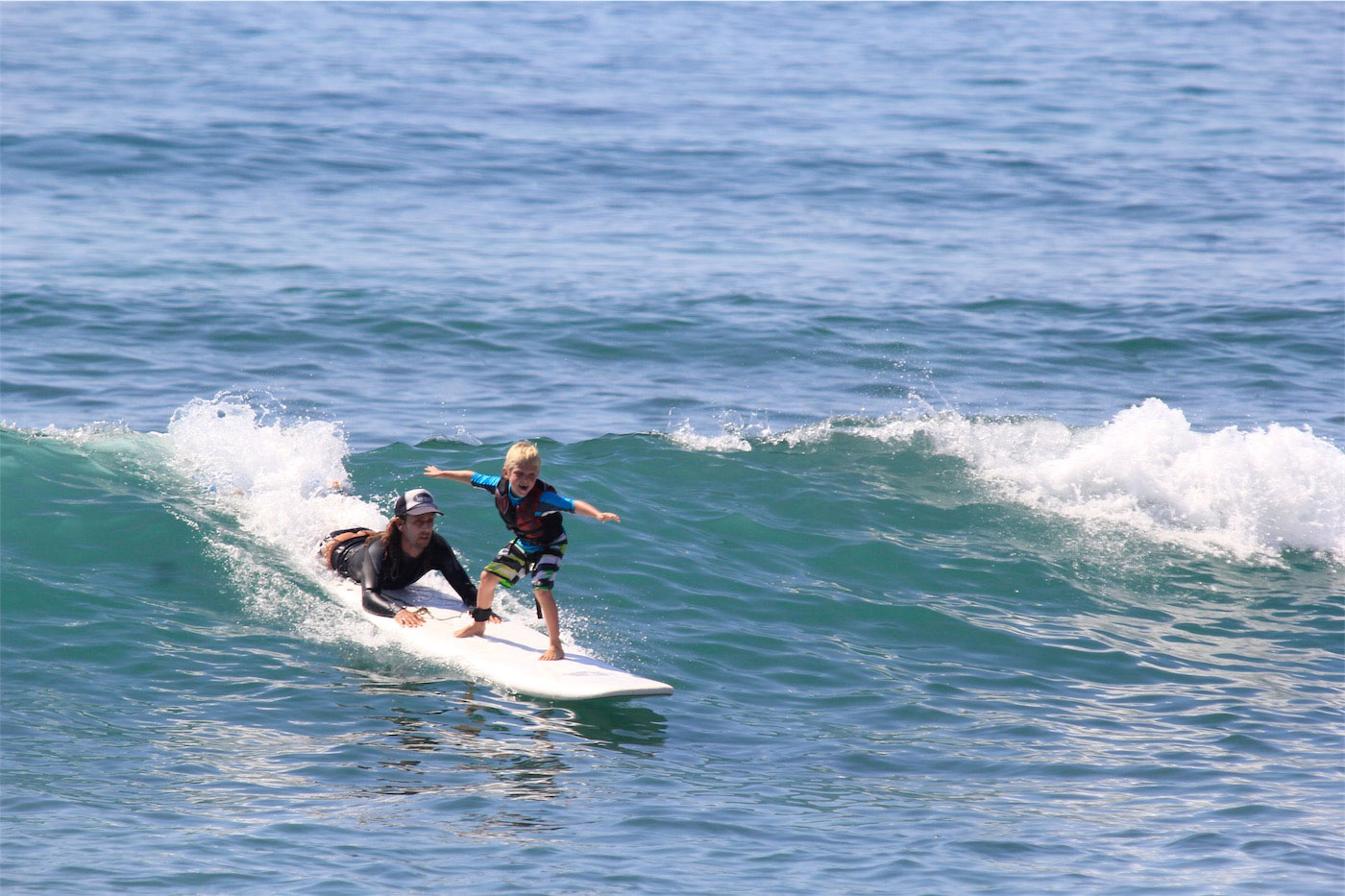 Mike Doyle Surf School Lessons Photo Gallery