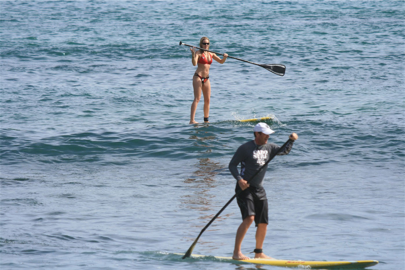 Mike Doyle Surf School SUP Photo Gallery