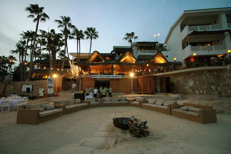 7 Seas Restaurant at Cabo Surf Hotel